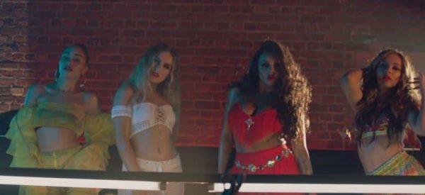 Reggaeton Lento Little Mix