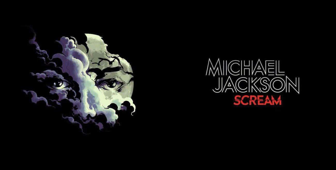 Photo of Michael Jackson ascolta il nuovo album Scream