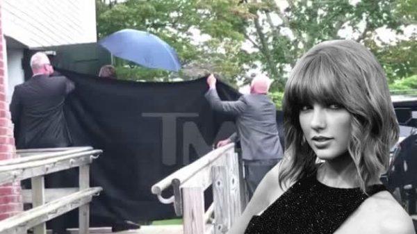 Taylor Swift Diva Si Nasconde