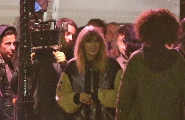 Taylor Swift Video Londra