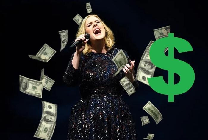 Photo of Adele incerta sulla Residency a Las Vegas, ha paura del clima