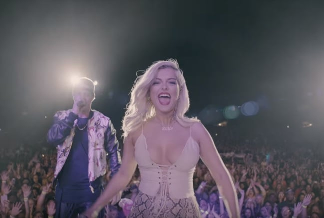 Photo of Bebe Rexha ft. Florida Georgia Line – Meant To Be   video traduzione testo