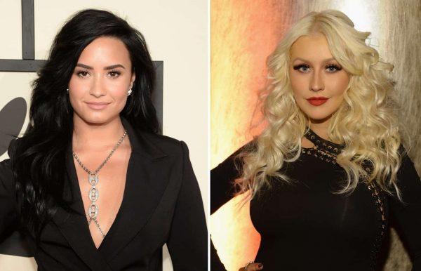 Demi Lovato Christina Aguilera Duetto