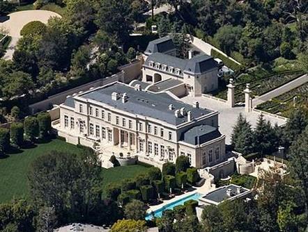 Mariah Carey Casa Los Angeles