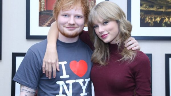 Taylor Swift Ed Sheran End Game