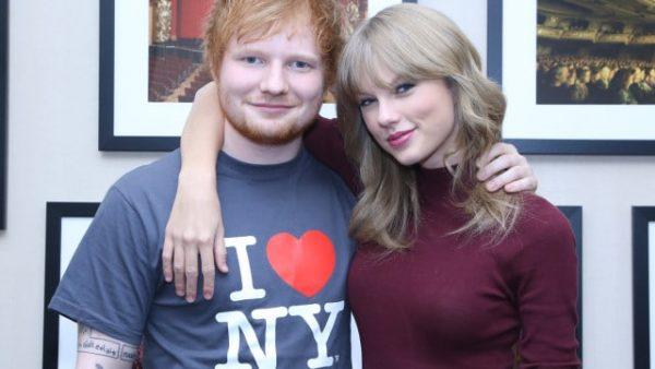 Taylor Swift Ed Sheran End Game