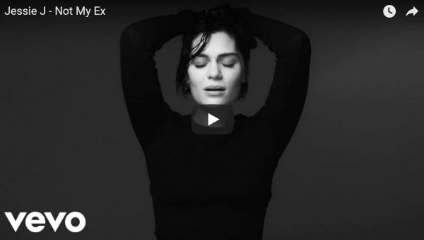 Jessie J Not My Ex