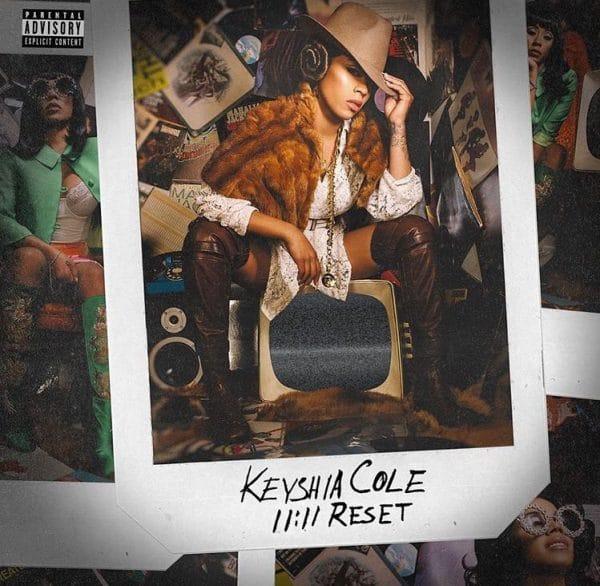 Photo of Keyshia Cole: ecco copertina e tracklist del settimo album 11:11 Reset