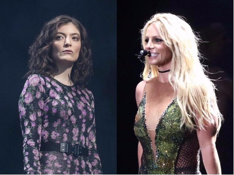 Photo of Britney Spears feat. Lorde: arriva il mash-up bomba (AUDIO)