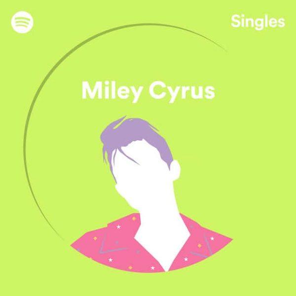 Miley Spotify