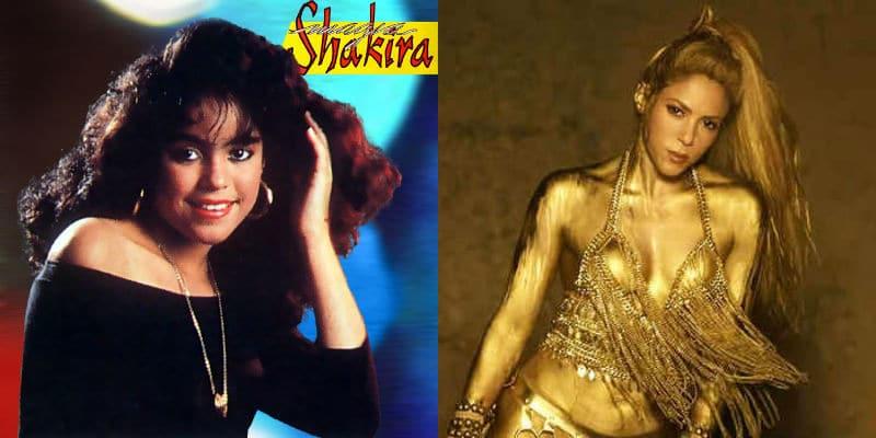Photo of Shakira: da brutta ragazzina, a dea della bellezza dorata | video