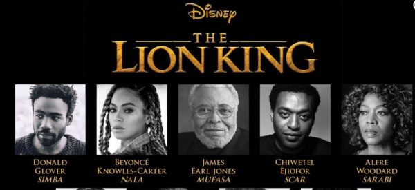 TheLionKing Beyonce Il Re Leone