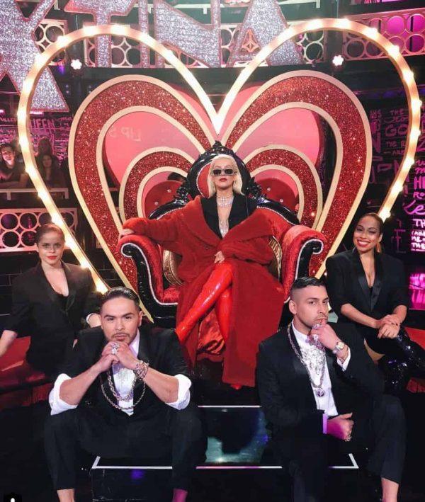 Christina Aguilera Nuovo Album