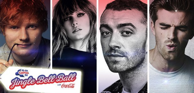 Photo of Jingle Bell Ball '17: Taylor Swift & Ed Sheeran super-ospiti (LINE-UP)