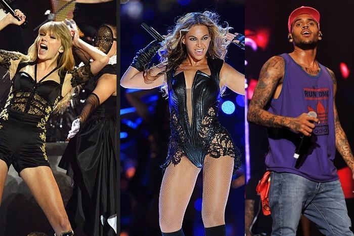 Photo of Fans in guerra: Taylor Swift vs Beyoncé vs Chris Brown