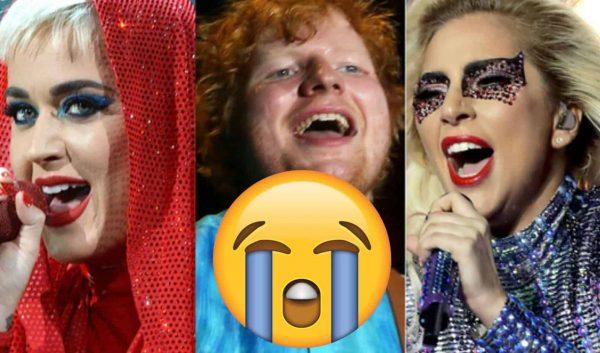 Grammy Awards 2018 ecco gli artisti esclusi
