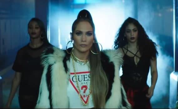 J Lo Video