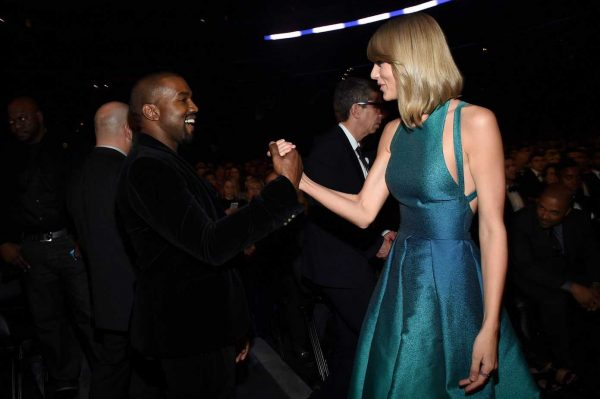 Kanye West Taylor Swift E1468854581768