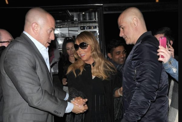 Mariah Carey Bodyguard