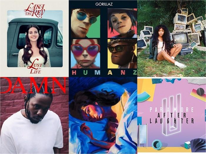 Photo of I 50 migliori album del 2017 secondo NME