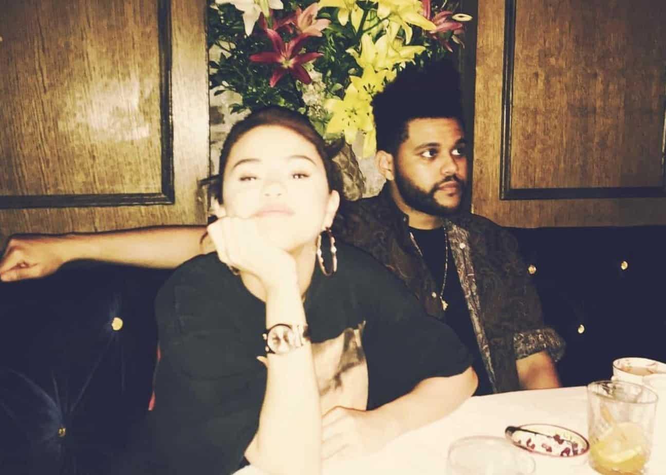 Photo of The Weeknd cuore spezzato, elimina tutte le foto di Selena su instagram!