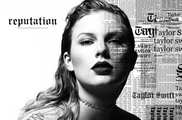Taylor Swift Reputation Art 2017 Billboard 1548