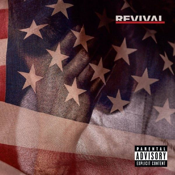 Eminem Revival Copertina