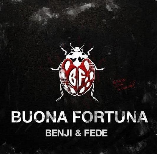 Photo of Benji & Fede – Buona Fortuna | audio e testo nuovo singolo