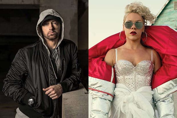 "Photo of P!nk sul video di Revenge (ft. Eminem): ""É orrendo"""