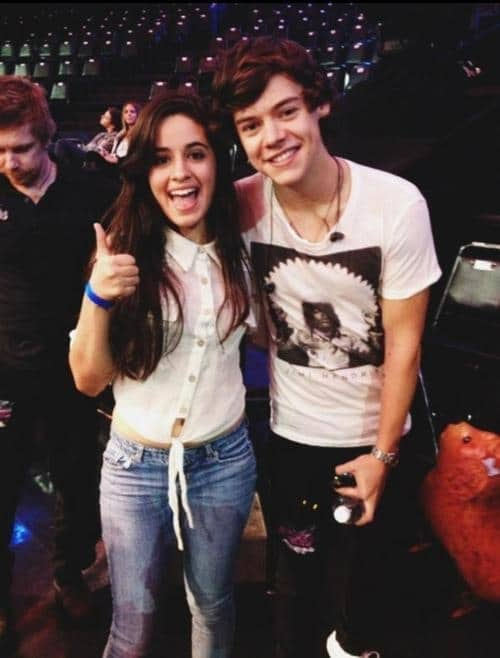 camila one direction