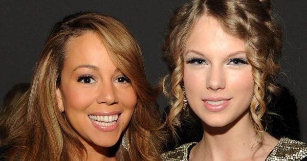 Mariah Carey polverizza il record di Taylor su Spotify