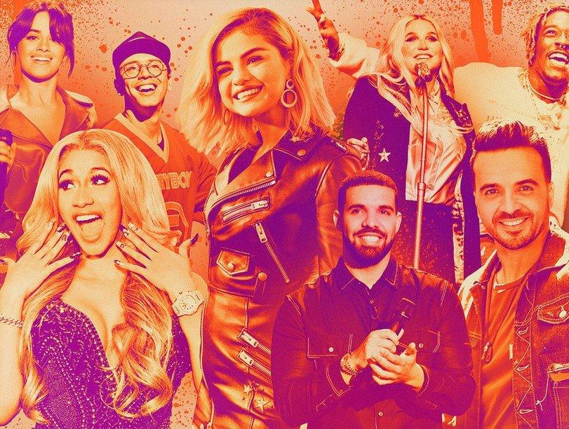 Photo of Top 100 migliori canzoni del 2017 secondo Billboard!