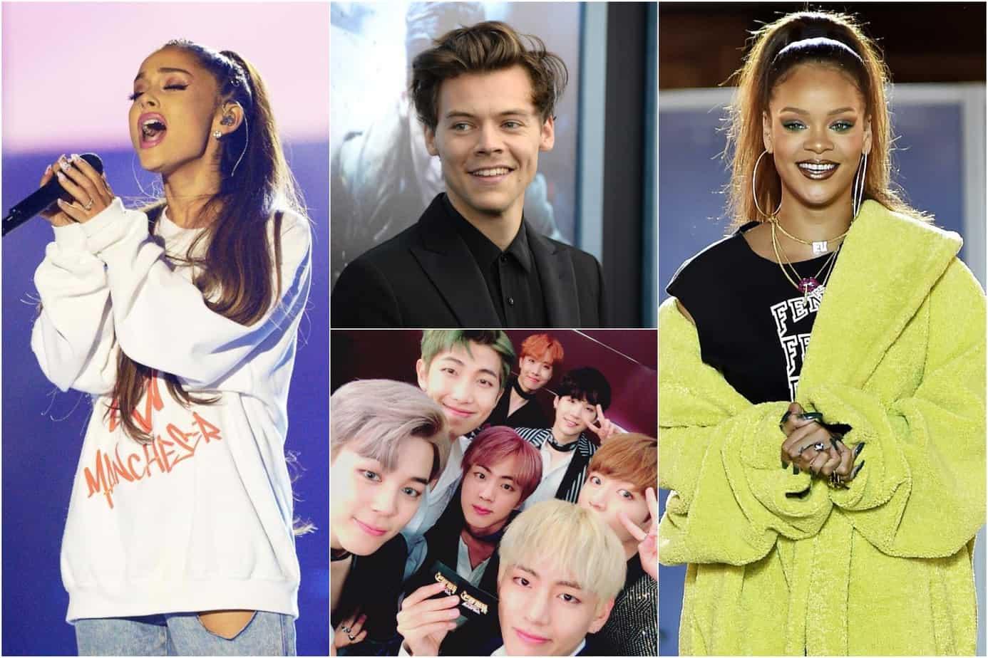 Photo of TOP 10 canzoni e cantanti più twittati nel 2017!