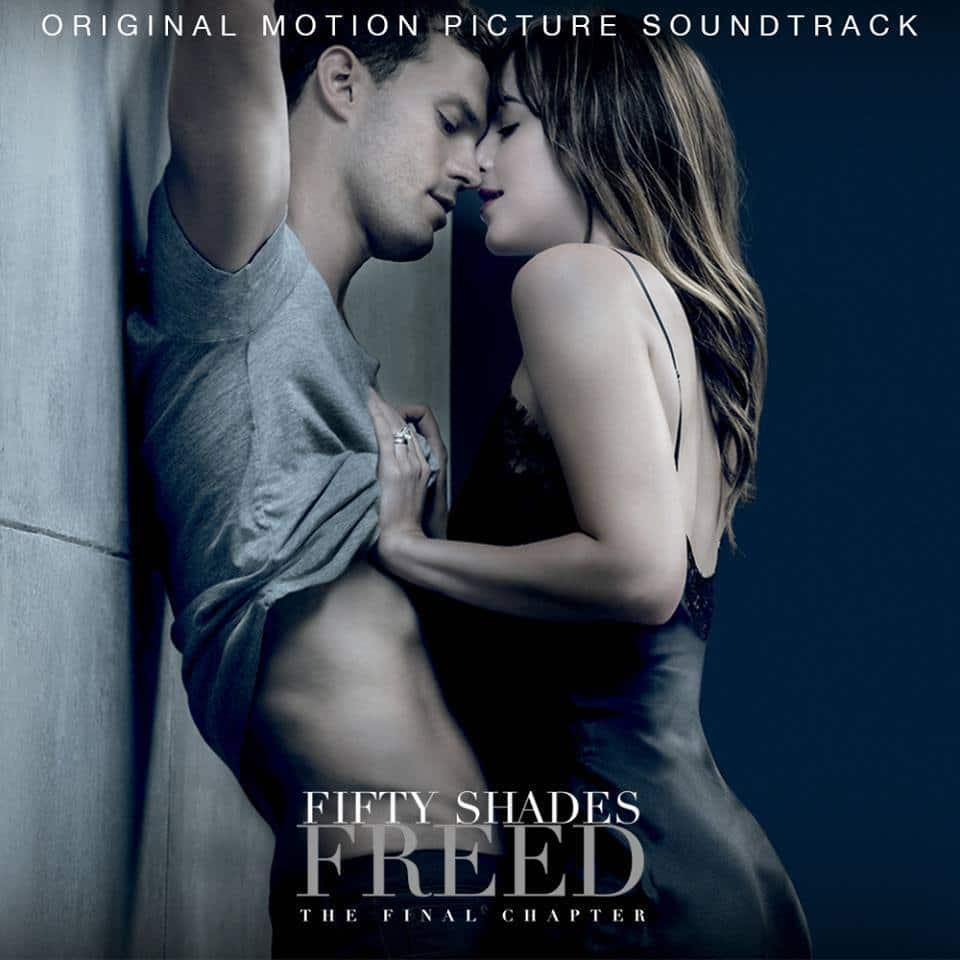 Photo of Fifty Shades Freed: ascolta QUI la colonna sonora del film