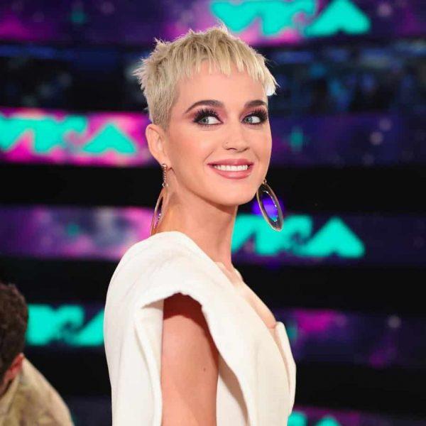 Katy Perry Hair Makeup 2017 Mtv Vmas