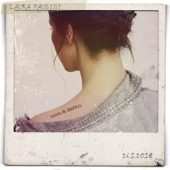 Photo of Laura Pausini – Non è detto   audio & testo nuovo singolo