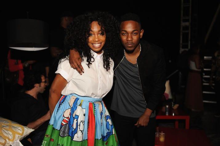 Photo of Kendrick Lamar & SZA – All The Stars   audio testo traduzione nuova canzone