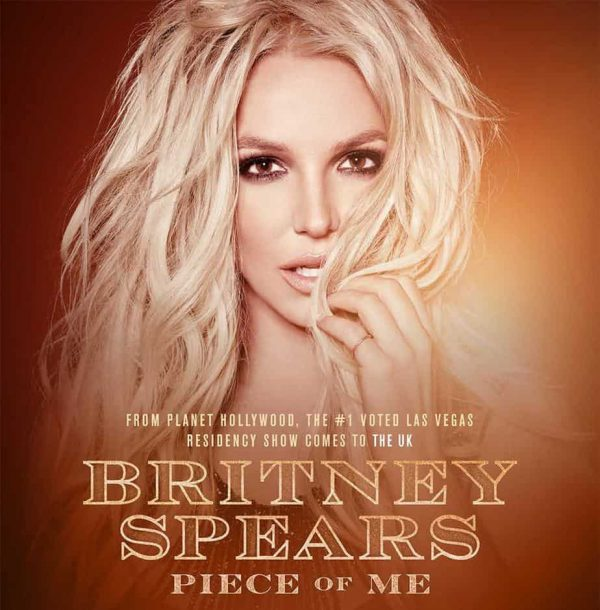 Britney Spears Europa Tour