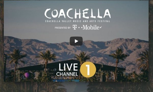 Coachella Live
