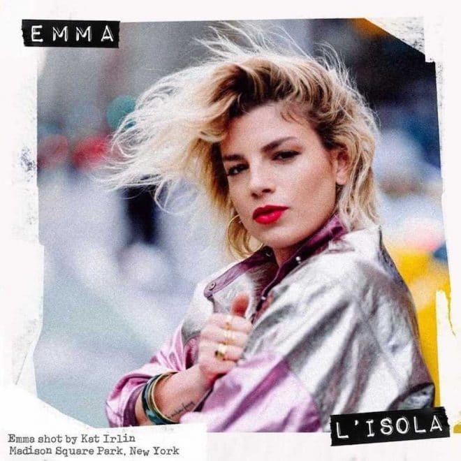Photo of Emma – L'isola | audio testo nuovo singolo