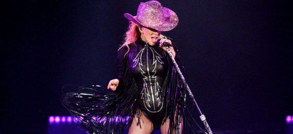 Lady Gaga concerto Milano 2018 video