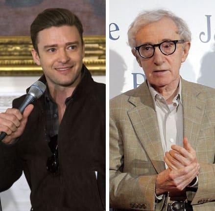 Justin Timberlake accusato