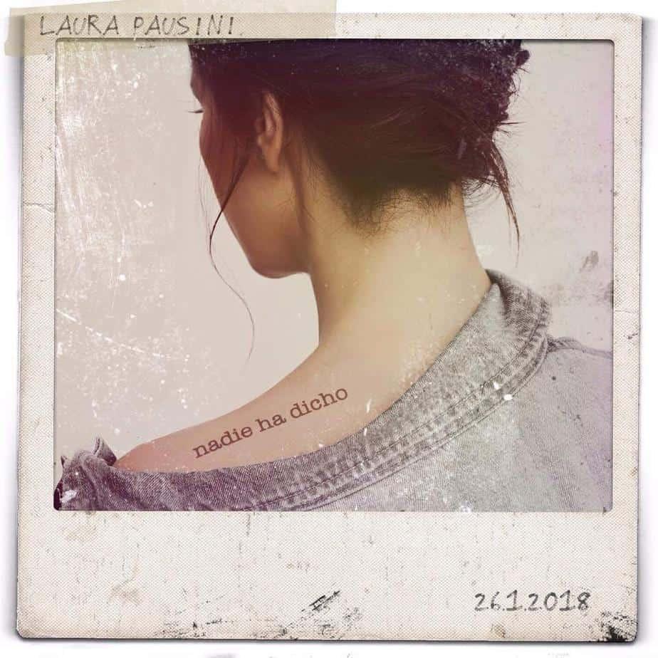 Photo of Laura Pausini – Nadie ha dicho   audio & testo singolo versione spagnola