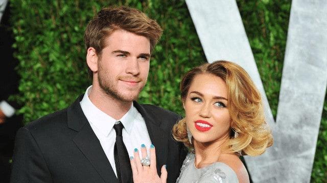 Liam Hemsworth Miley Cyrus Engaged 0Vi