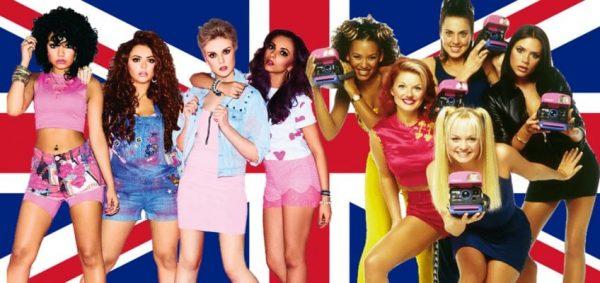 Little Mix Spice Girls