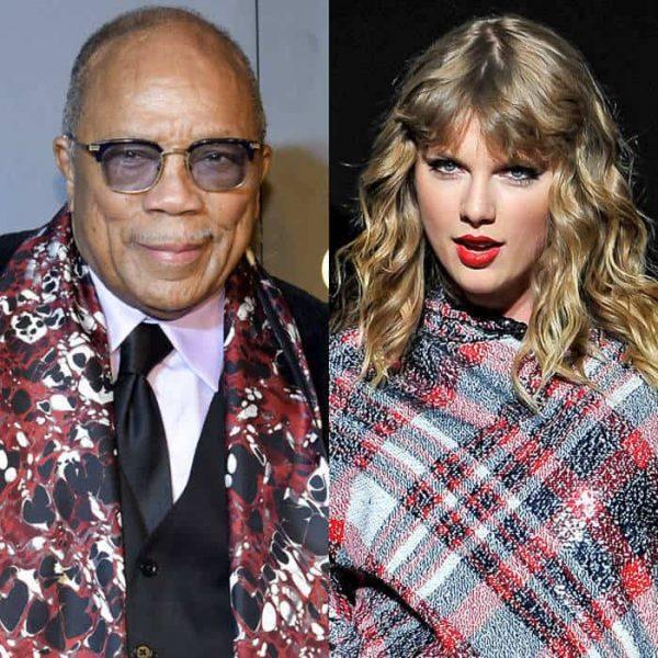 Quincy Jones contro Taylor