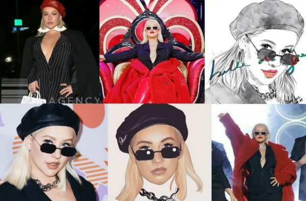 Christina Aguilera Vestiti Stile