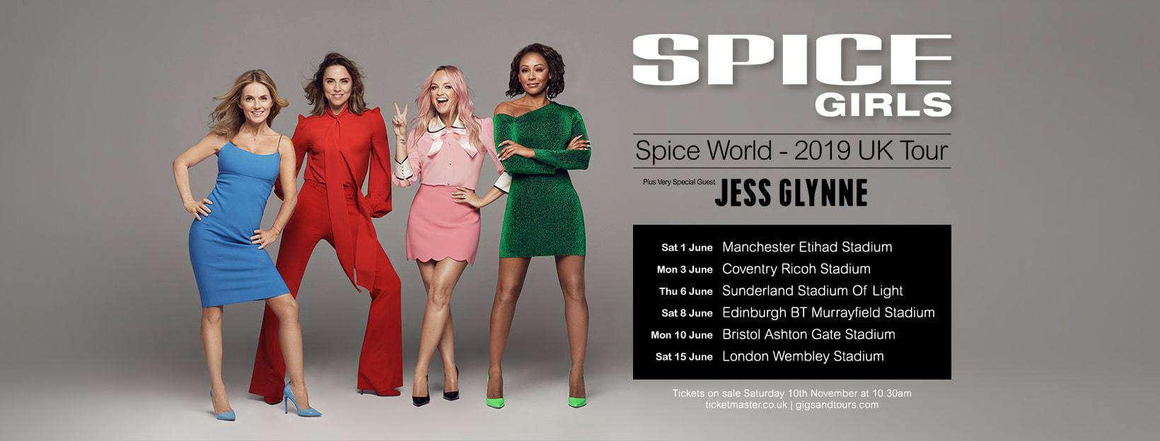 Photo of Spice Girls: la reunion, ecco le date del tour ed il palco!