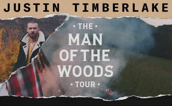 Justin Timberlake Concerti Date
