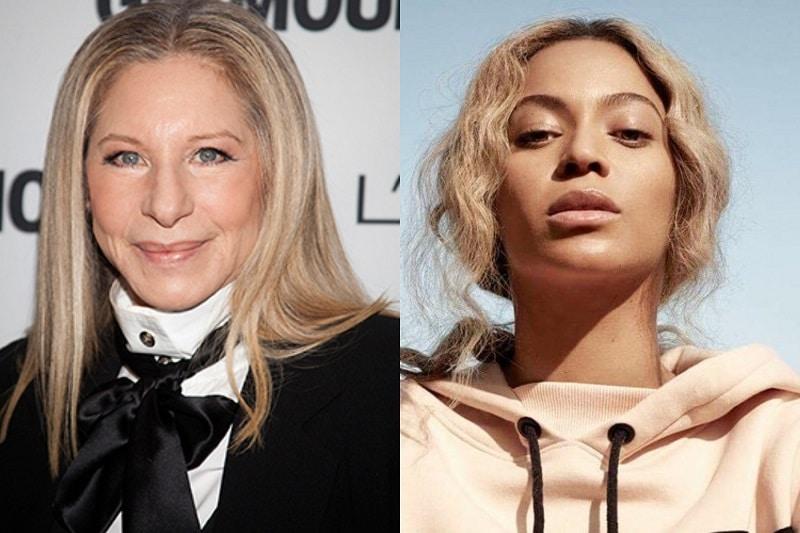Photo of Barbra Streisand fa una mezza gaffe parlando di Beyoncé